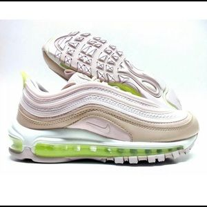 Nike Air Max 97 Running Shoes Barely Rose CI7388